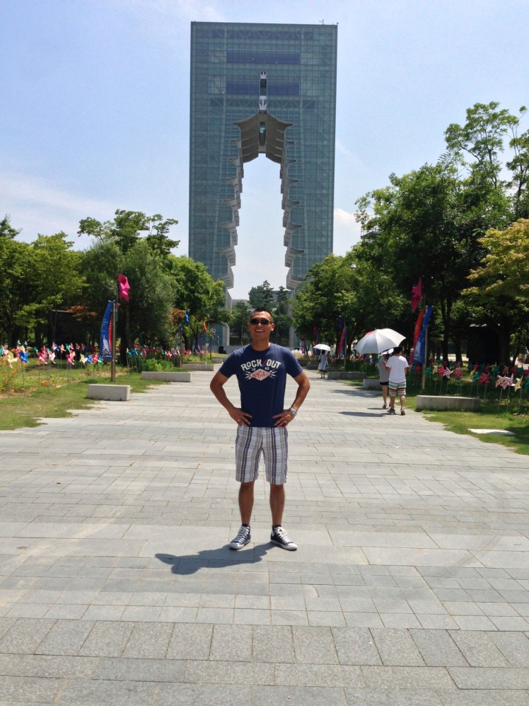 Kyoung Ju Tower, South Korea