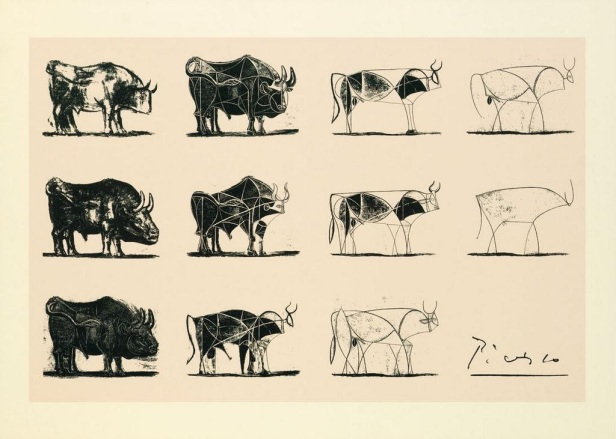 Bull by Picasso